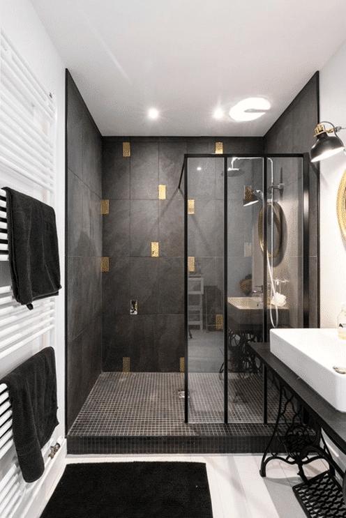 renovation douche haut de gamme