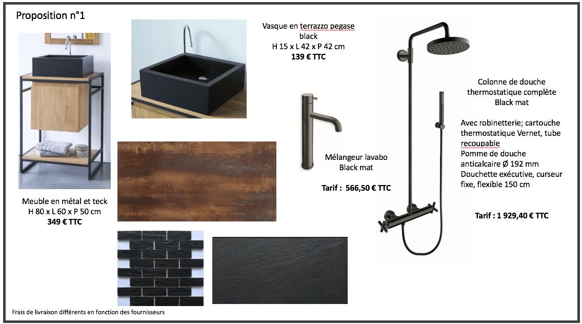 décoration yvelines-selection des materiaux